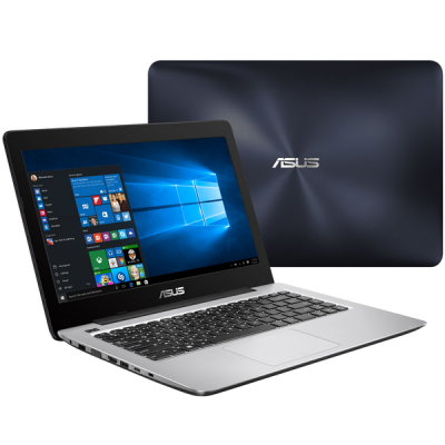 Asus R457UV(KBL)-FA047T Intel Core i5 7200U Dual Core RAM 4G HDD 1T 14 Windows 10 Nvidia Ge Force 920 MX 2 Go Asus - 1