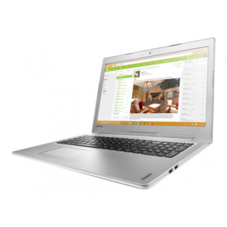 Lenovo Ideapad 510 15-ISK Intel Core i7 6500U Dual Core RAM 4G HDD 1T 15.6 Windows 10 Nvidia Ge Force 940 Lenovo - 1