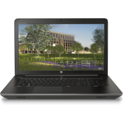 HP Zbook 17 G4 Intel Core i7 7700HQ Quad Core RAM 16G SSD 256G 17.3 Windows 10 Pro Nvidia Quadro M 2200 4 Go HP - 1