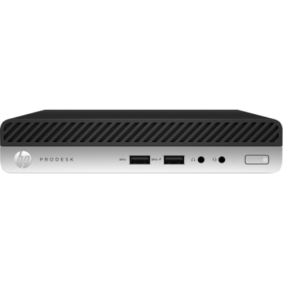 HP ProDesk 400 G3 Intel Core i5 6500T Quad Core RAM 8G SSD 256G Windows 10 Pro Intel HD 530 HP - 1