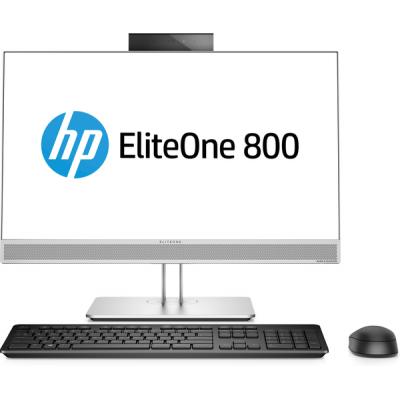 HP EliteOne 800 G3 NT Intel Core i5 7500 Quad Core RAM 8G SSD 256G 23.8 Windows 10 Pro Intel HD 630 HP - 1