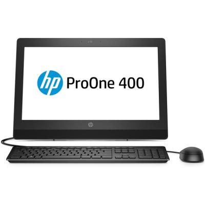 HP ProOne 400 G3 Intel Core i3 6100T Dual Core RAM 4G HDD 500G 20 Windows 10 Pro Intel HD 530 HP - 1