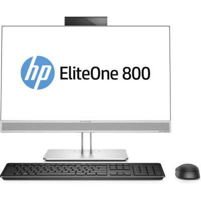HP EliteOne 800 G3 NT Intel Core i5 7500 Quad Core RAM 8G SSD 512G 23.8 Windows 10 Pro Intel HD 630 HP - 1