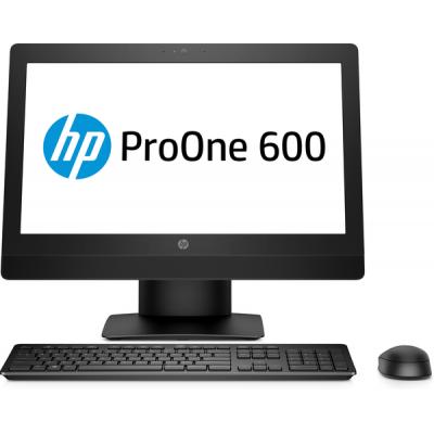 HP ProOne 600 G3 Intel Core i5 7500 Quad Core RAM 8G SSD 256G 21.5 Windows 10 Pro Intel HD 630 HP - 1