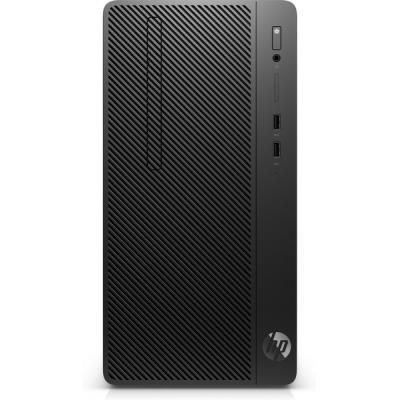 HP 290 G2 MT Intel Core i3 8100 Quad Core RAM 4G SSD 256G Windows 10 Pro Intel UHD 630 HP - 1