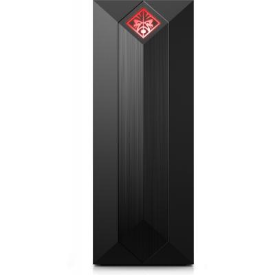 HP OMEN Obelisk DT875-0001np Intel Core i5 8400 Hexa Core RAM 8G SSD 256G HDD 1T Windows 10 Nvidia GeForce GTX 1050 Ti 4 Go HP -