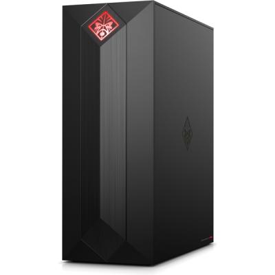 HP OMEN Obelisk DT875-0004np Intel Core i7 8700 Hexa Core RAM 8G SSD 128G HDD 1T Windows 10 Nvidia GeForce GTX 1060 3GB 3 Go HP