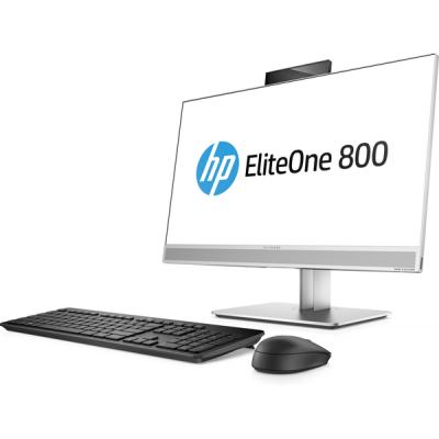 HP EliteOne 800 G3 NT Intel Core i5 7500 Quad Core RAM 8G SSD 256G 23.8 Windows 10 Pro Intel HD 630 HP - 7
