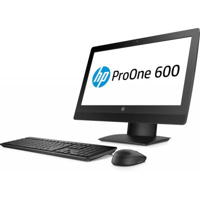 HP ProOne 600 G3 Intel Core i5 7500 Quad Core RAM 8G SSD 256G 21.5 Windows 10 Pro Intel HD 630 HP - 7