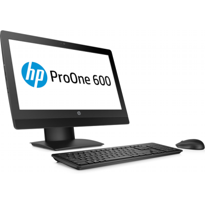 HP ProOne 600 G3 Intel Core i5 7500 Quad Core RAM 8G SSD 256G 21.5 Windows 10 Pro Intel HD 630 HP - 8