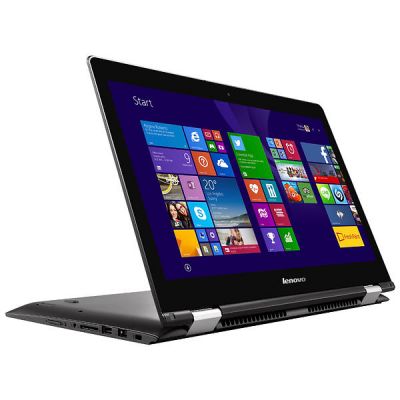 Lenovo Yoga 500-14IHW Intel Core i3 4005U Dual Core RAM 4G HDD 1T 14 Windows 10 Nvidia Ge Force 920 M 2 Go Lenovo - 1