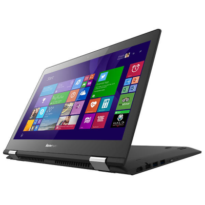 Lenovo Yoga 500-14IHW Intel Core i3 4005U Dual Core RAM 4G HDD 1T 14 Windows 10 Nvidia Ge Force 920 M 2 Go Lenovo - 4