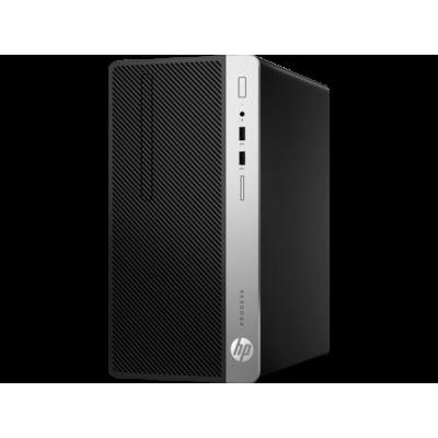 HP ProDesk 400 G5 MT Intel Core i5 8500 Hexa Core RAM 4G HDD 1T Windows 10 Pro Intel UHD 630 HP - 2