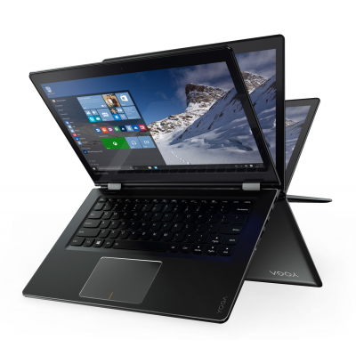 Lenovo Yoga 510-14IKB Intel Core i5 7200U Dual Core RAM 4G SSD 128G 14 Windows 10 Intel HD 620 Lenovo - 1