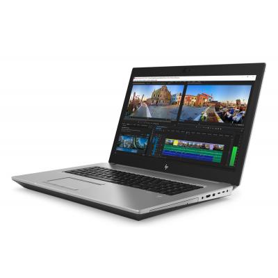 HP Zbook 17 G5 Intel Core i7 8750H Hexa Core RAM 8G HDD 1T 17.3 Windows 10 Pro Intel UHD 630 HP - 3