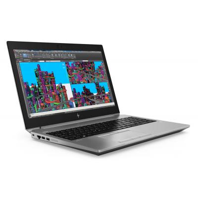 HP Zbook 15 G5 Intel Core i7 8750H Hexa Core RAM 8G SSD 512G 15.6 Windows 10 Pro Nvidia Quadro P1000 4 Go HP - 1