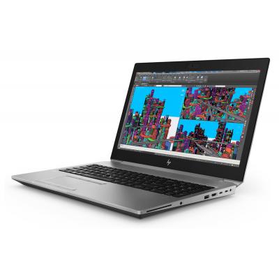 HP Zbook 15 G5 Intel Core i7 8750H Hexa Core RAM 8G SSD 512G 15.6 Windows 10 Pro Nvidia Quadro P1000 4 Go HP - 3
