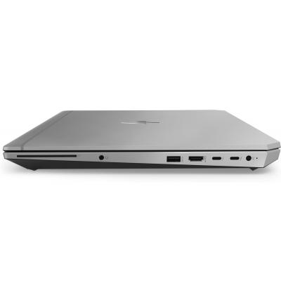HP Zbook 15 G5 Intel Core i7 8750H Hexa Core RAM 8G SSD 512G 15.6 Windows 10 Pro Nvidia Quadro P1000 4 Go HP - 5