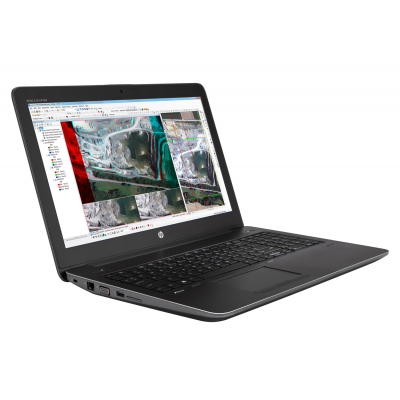 HP Zbook 15 G4 Intel Core i7 7700HQ Quad Core RAM 16G SSD 256G HDD 1T 15.6 Windows 10 Pro Nvidia Quadro M 2200 4 Go HP - 1