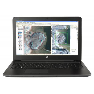 HP Zbook 15 G4 Intel Core i7 7700HQ Quad Core RAM 16G SSD 256G HDD 1T 15.6 Windows 10 Pro Nvidia Quadro M 2200 4 Go HP - 2