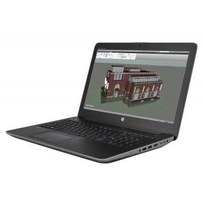 HP Zbook 15 G4 Intel Core i7 7700HQ Quad Core RAM 16G SSD 256G HDD 1T 15.6 Windows 10 Pro Nvidia Quadro M 2200 4 Go HP - 3