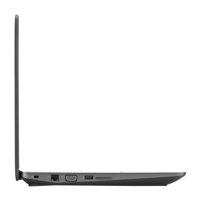 HP Zbook 15 G4 Intel Core i7 7700HQ Quad Core RAM 16G SSD 256G HDD 1T 15.6 Windows 10 Pro Nvidia Quadro M 2200 4 Go HP - 7