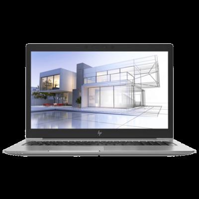 HP Zbook 15u G5 Intel Core i5 7200U Dual Core RAM 8G SSD 256G 15.6 Windows 10 Pro Intel HD 620 HP - 1