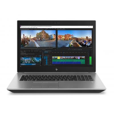 HP Zbook 17 G5 Intel Core i7 8750H Hexa Core RAM 16G SSD 256G 17.3 Windows 10 Pro Nvidia Quadro P1000 4 Go HP - 2