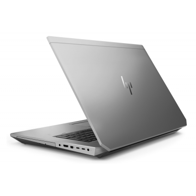 HP Zbook 17 G5 Intel Core i7 8750H Hexa Core RAM 16G SSD 256G 17.3 Windows 10 Pro Nvidia Quadro P1000 4 Go HP - 5