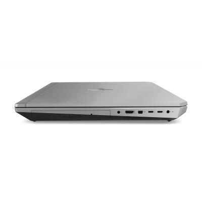 HP Zbook 17 G5 Intel Core i7 8750H Hexa Core RAM 16G SSD 256G 17.3 Windows 10 Pro Nvidia Quadro P1000 4 Go HP - 7
