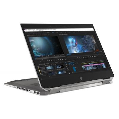 HP Zbook Studio x360 G5 Intel Core i7 8850H Hexa Core RAM 16G SSD 512G 15.6 Windows 10 Pro Nvidia Quadro P1000 4 Go HP - 1
