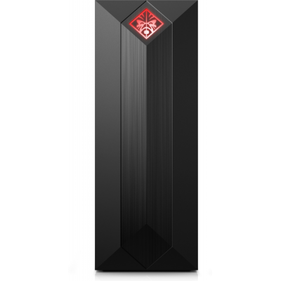 HP OMEN Obelisk DT875-0006nv AMD Ryzen 7 2700 Octo Core RAM 32G SSD 128G HDD 2T Windows 10 Nvidia GeForce RTX 2080 8 Go HP - 1