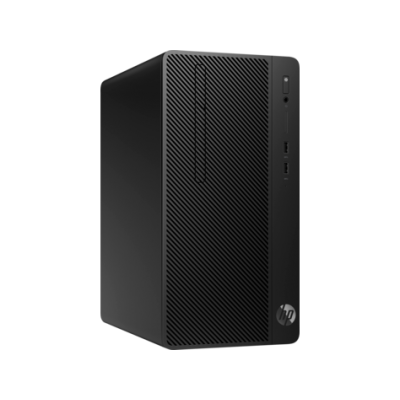 HP 285 G3 MT AMD Ryzen 3 2200G Quad Core RAM 8G SSD 256G Windows 10 Pro AMD Radeon Vega 8 HP - 1