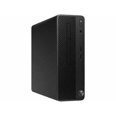 HP 290 G1 SFF Intel Core i3 8100 Quad Core RAM 4G HDD 500G Windows 10 Pro Intel UHD 630 HP - 1
