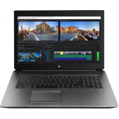 HP Zbook 17 G5 Intel Core i7 8850H Hexa Core RAM 32G SSD 512G 17.3 Windows 10 Pro Nvidia Quadro P5200 16 Go HP - 1