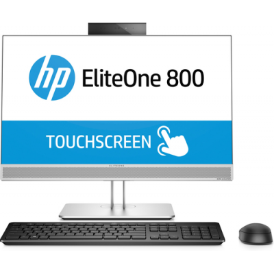 HP EliteOne 800 G4 Intel Core i5 8500 Hexa Core RAM 8G SSD 256G 23.8 Windows 10 Pro Intel UHD 630 HP - 1