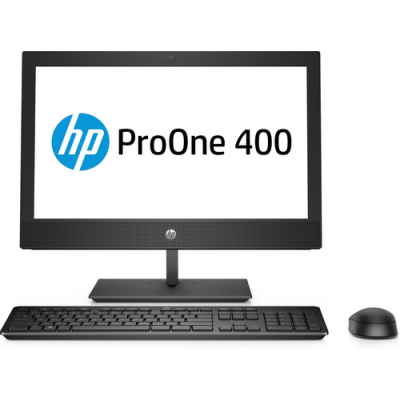 HP ProOne 440 G5 Intel Core i5 9500T Hexa Core RAM 8G SSD 256G 23.8 Windows 10 Pro Intel UHD 630 HP - 1