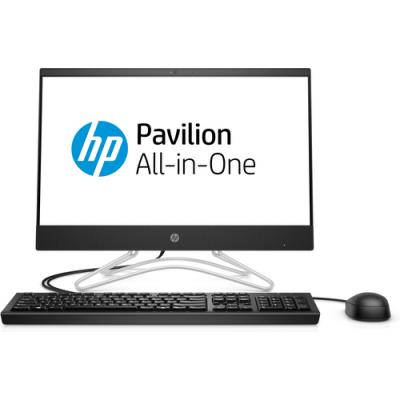 HP 200 G3 AIO Intel Core i3 8130U Dual Core RAM 4G HDD 1T 21.5 Windows 10 Pro Intel UHD 620 HP - 1