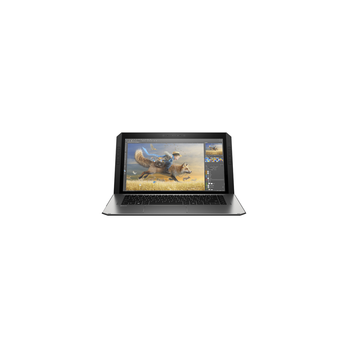 HP Zbook x2 G4 Intel Core i7 8550U Quad Core RAM 16G SSD 512G 14 Windows 10 Pro Nvidia Quadro M 620 2 Go HP - 1