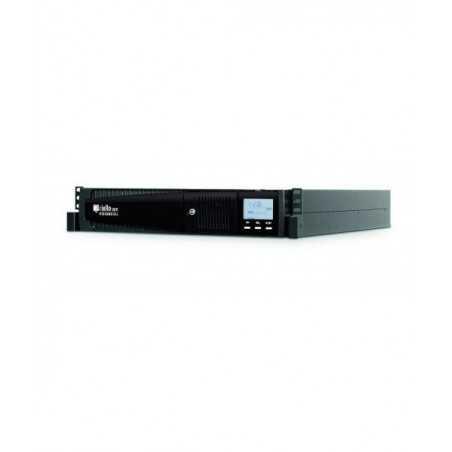 Riello onduleur Vison Dual 1100 line interactive Produit FR rackable UPS ASI Riello - 4