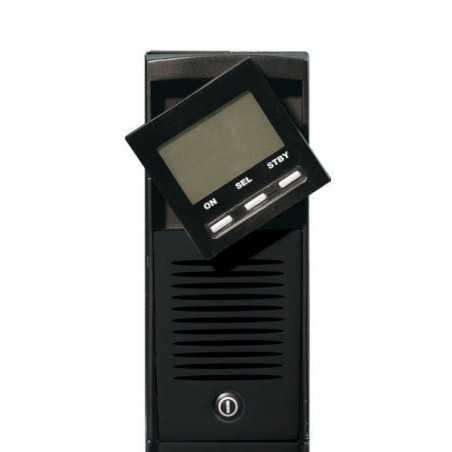 Riello onduleur Vison Dual 2200 line interactive Produit FR rackable UPS ASI Riello - 5