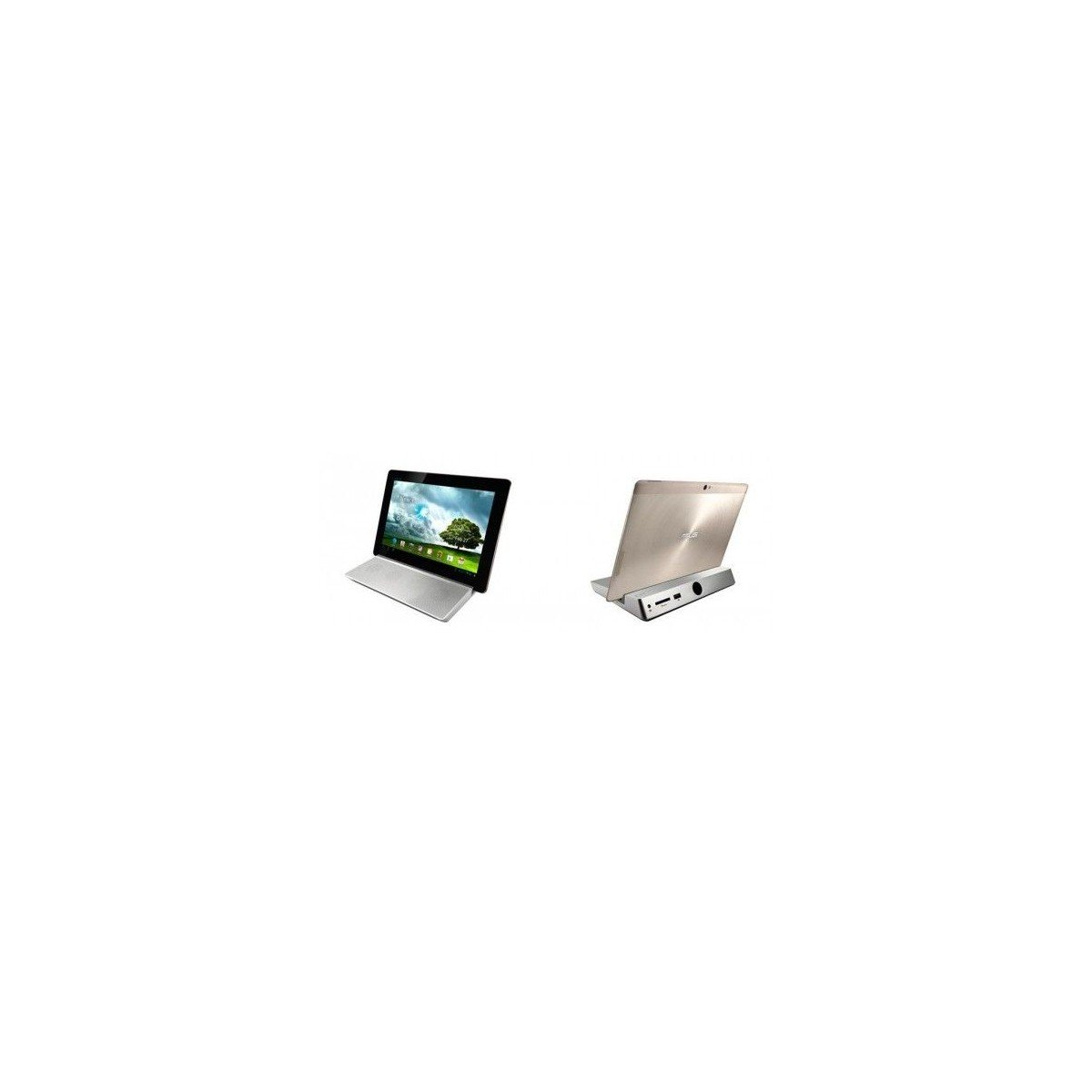 Asus Haut Parleur Audio Dock pour TF201 TF300 TF700 [Argent] Bang & Olufsen Asus - 1