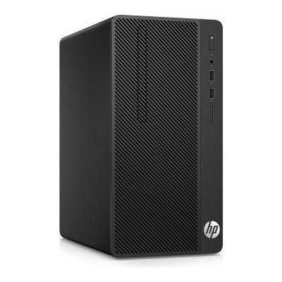 HP 290 G1 MT Intel Core i3 7100 Dual Core 4GB 500GB DVDRW Windows 10 Unité Centrale HD HP - 1