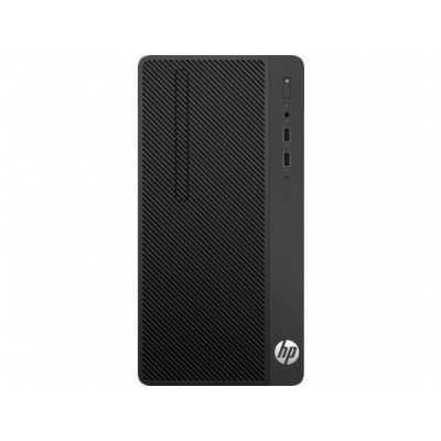 HP 290 G1 MT Intel Core i3 7100 Dual Core 4GB 500GB DVDRW Windows 10 Unité Centrale HD HP - 3