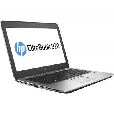 HP 820 G3 EliteBook Intel Core i3 6100U Dual Core 4GB 500GB 12,5  Windows 10 Pro Ultrabook Intel-HD HP - 1
