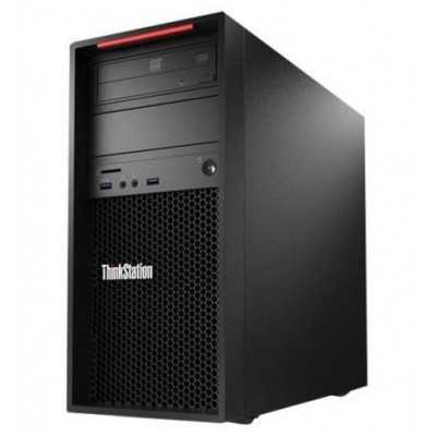Lenovo P300 ThinkStation intel Quad Core Xeon E3 1226 v3 8GB 1TB DVDRW Windows 10 Pro Gamer Workstation Lenovo - 1