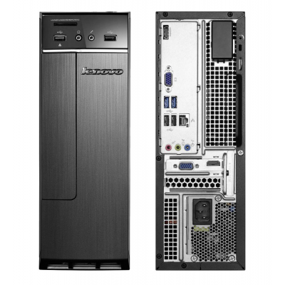 Lenovo IdeaCentre H30-05 AMD E1 6010 Dual Core RAM 4G HDD 500G Windows 10 AMD Radeon R2 Lenovo - 1