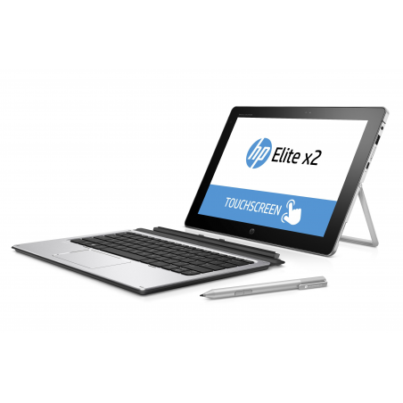 HP Elite x2 1012 Intel Core M3 6Y30 Quad Core RAM 4G SSD 128G 12 Windows 10 Pro Intel HD 515 HP - 1