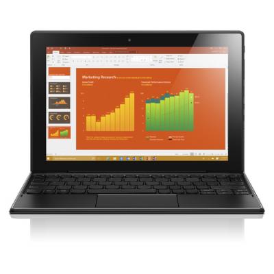 Lenovo Miix 320-10ICR Intel Atom x5 Z8350 Quad Core RAM 2G SSD 64G 10.1 Windows 10 Intel HD 400 Lenovo - 1