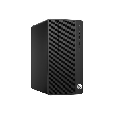 HP MT 290 G1 Intel Pentium G4560 Dual Core RAM 4G HDD 500G Windows 10 Pro Intel HD 610 HP - 1